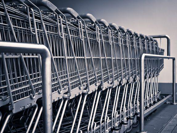 Symbolbild Einkauf